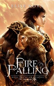 fire falling