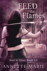 Marie - FEED THE FLAMES (S&S3.5) - Goodreads